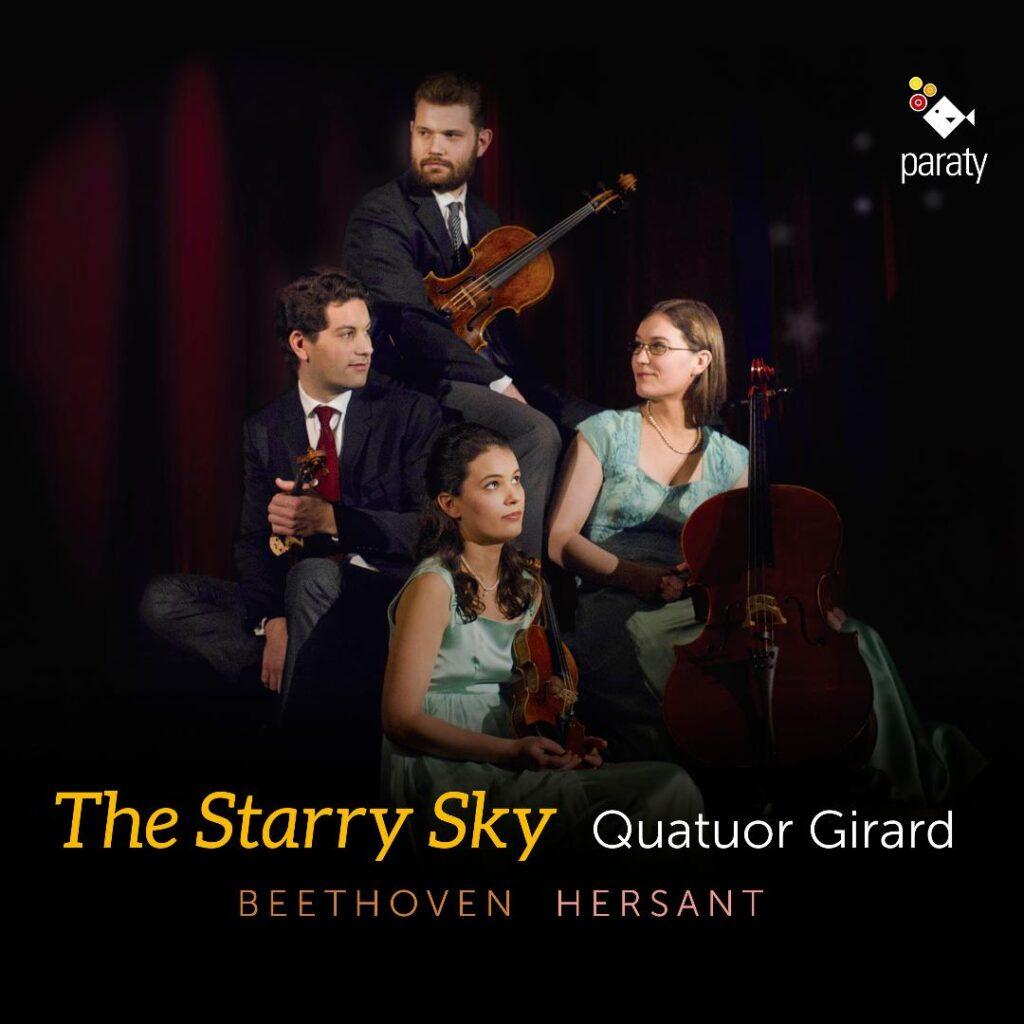 The Starry Sky - Quatuor Girard